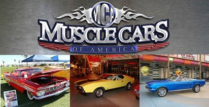 Muscle Cars Cover