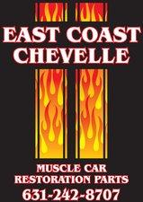 East Coast Chevelle Company Information